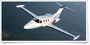 Eclipse 500 jet