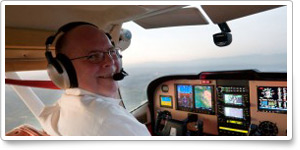 new avionics for the AOPA 2011 Crossover Classic