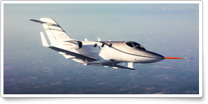 HondaJet reaches 425-knot true airspeed