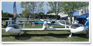 Pipistrel Taurus G4 electric airplane