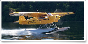 Seaplane rating package up for bid in A Night for Flight online auction