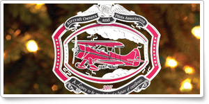 2011 AOPA Holiday Ornament