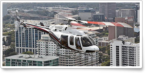 Bell 407GX helicopter certified