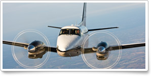 King Air pilots needed for LPV study