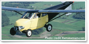 1954 Aerocar offered for sael