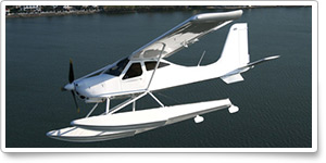 Tecnam introduces amphibious LSA
