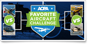 Vote for your favorite aircraft