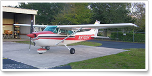 Larry Stencel's Cessna 172M