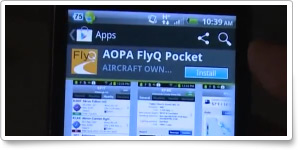 AOPA FlyQ now available for Android
