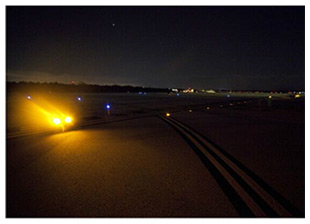 Airport Lighting: VFR safety quiz