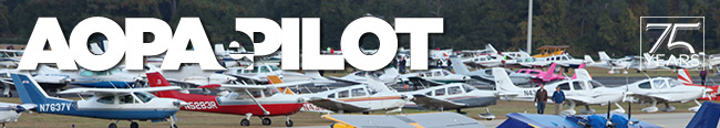 Hundreds of airplanes flew in to the AOPA St. Simons Fly-In