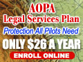 AOPA Legal Services Plan