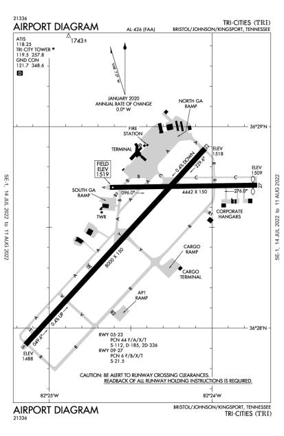 KTRI (Tri-Cities Regional Tn/Va) airport diagram